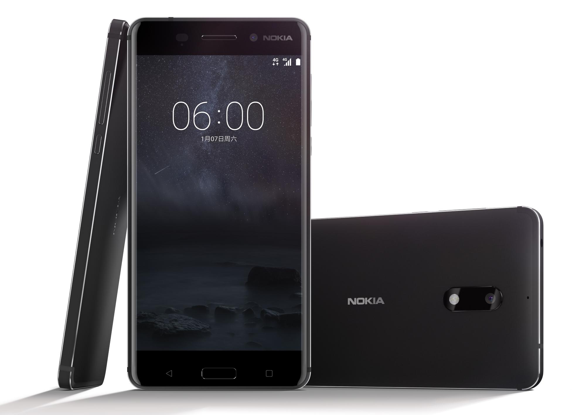 Le Nokia 6 est le premier smartphone conçu par l entreprise finlandaise  HMD, et ce dernier sera pour le moment réservé au marché chinois. 65e2321ee5cd