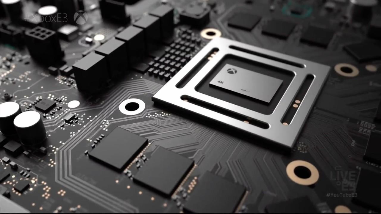 Xbox Scarlett : 8 coeurs à 3,5 GHz, 12 TFlops, 16 Go de RAM et un SSD NVMe ultra rapide serait au programme