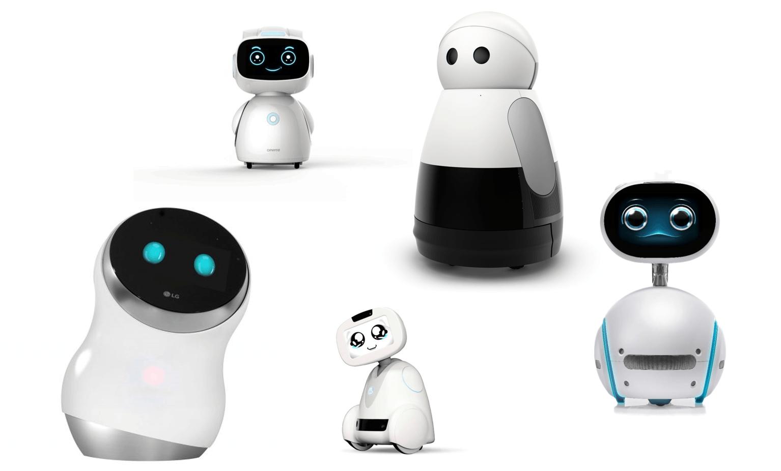 Robots Domestiques Connectes A Quoi Servent Ils Et Quels Sont Les