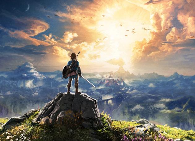 The Legend of Zelda : Breath of the Wild, l'un des jeux les plus gourmands de la Switch
