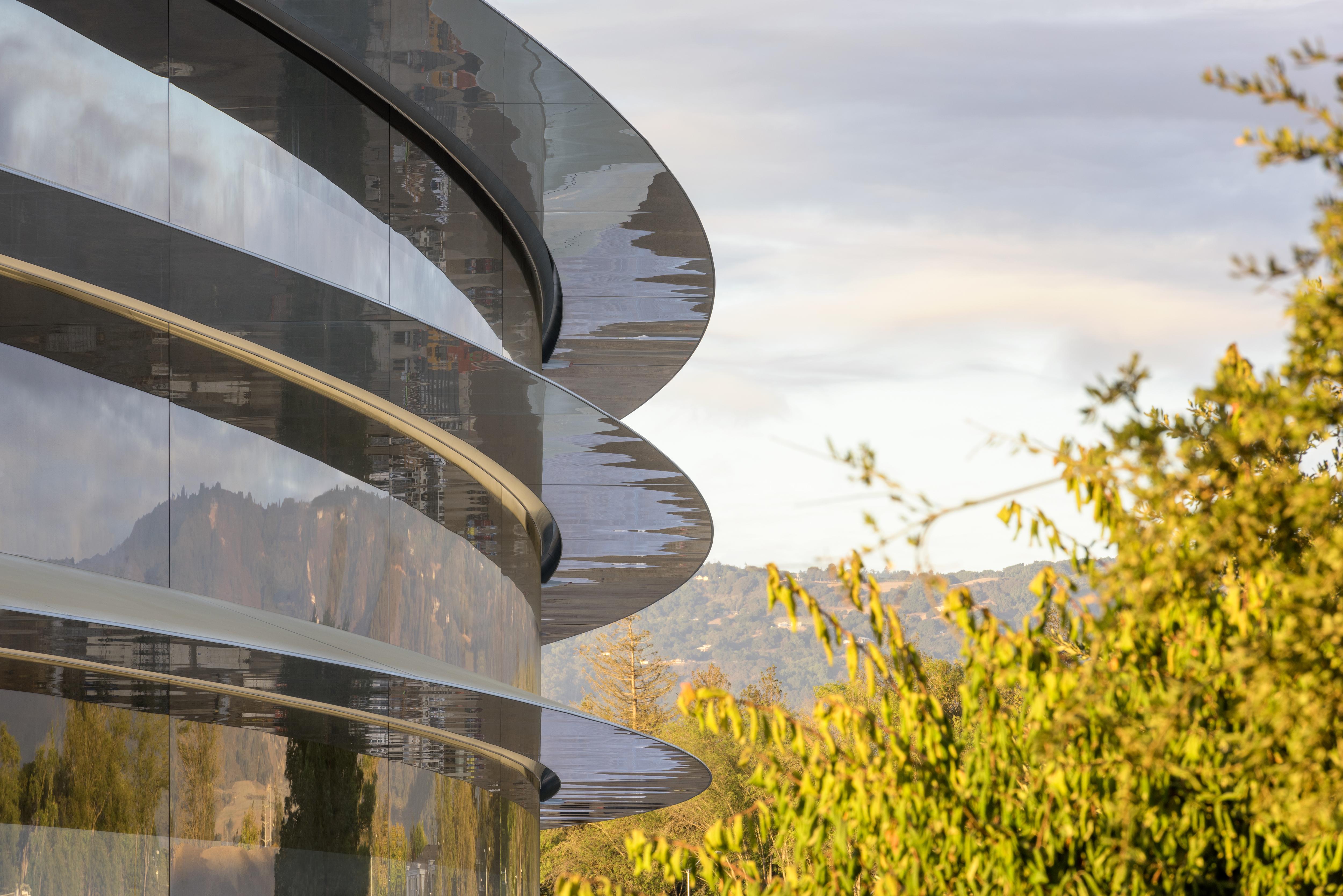 Apple Park : le nouveau siège d'Apple ouvrira en avril