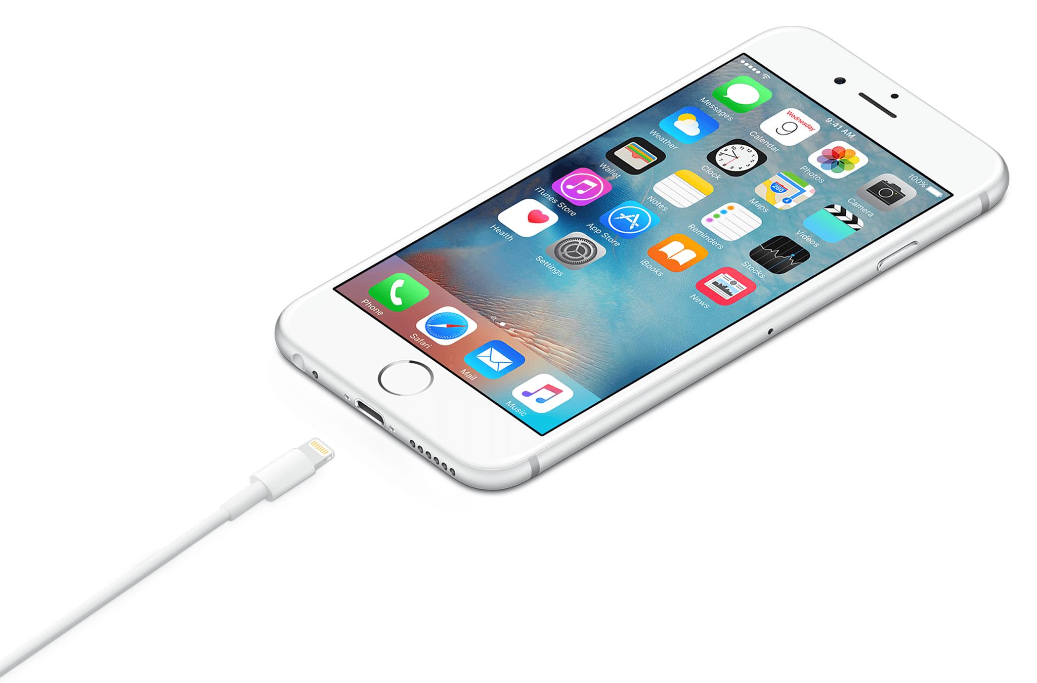 Connecteur Iphone S