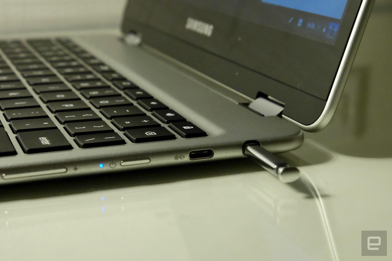 Samsung Chromebook Plus et Pro, les premiers tests sont publiés aux