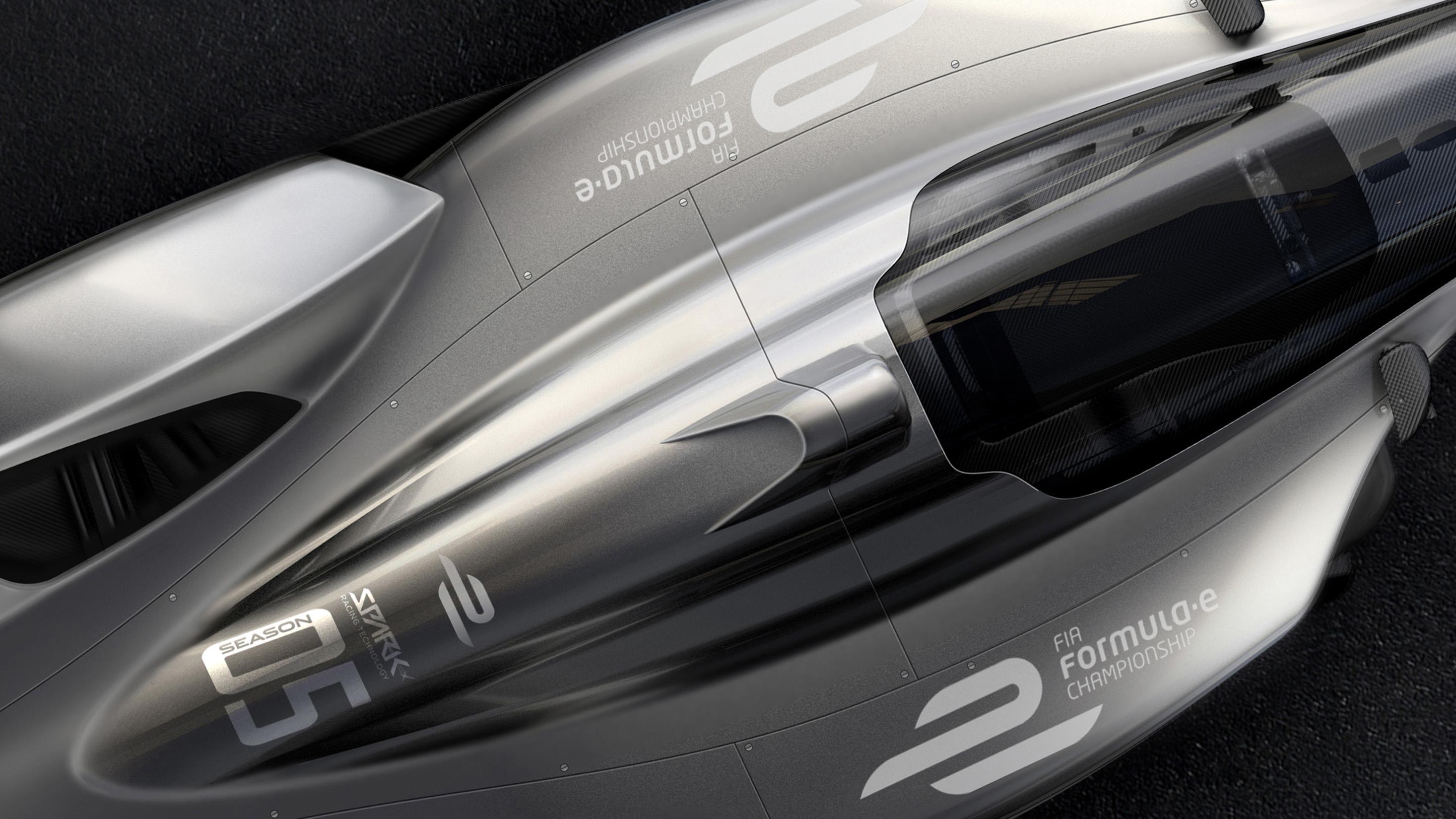 De Nouvelles Formula E Super Futuristes Pour 2018 Frandroid