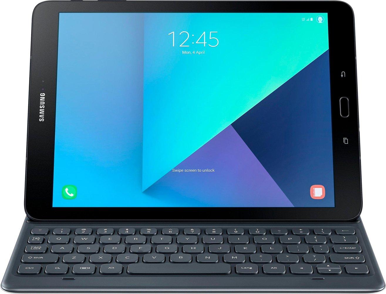 la samsung galaxy tab s3 s 39 affiche avec son clavier quelques jours de son annonce frandroid. Black Bedroom Furniture Sets. Home Design Ideas