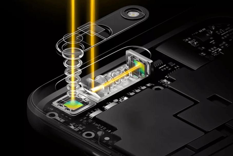 Le zoom optique 10x de Oppo, dévoilé en 2017