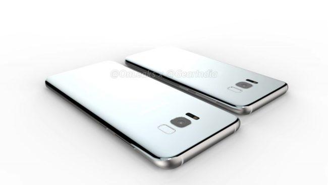 Samsung espère vendre 60 millions de Galaxy S8