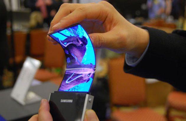 Subtilement, Samsung tease son smartphone pliable pour sa conférence de novembre