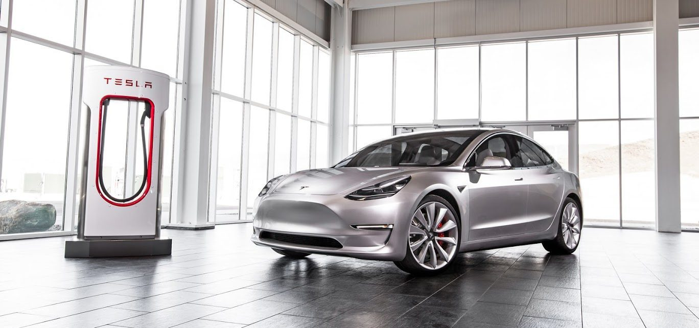 l 39 autonomie et les options de la tesla model 3 r v l es frandroid. Black Bedroom Furniture Sets. Home Design Ideas