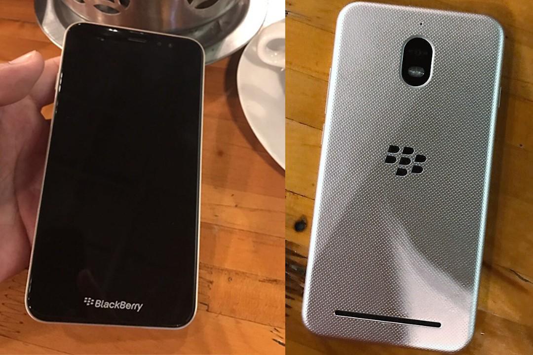 Le BlackBerry Aurora sans clavier est en précommande à 49 ...