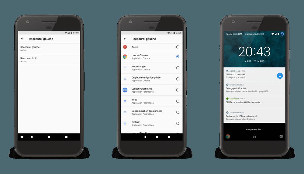 System Ui Tuner Fait Le Plein De Nouveautes Sur Android O Frandroid