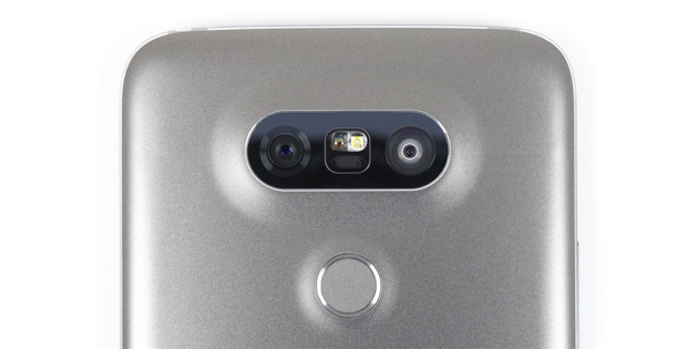 Le double appareil photo du LGG5