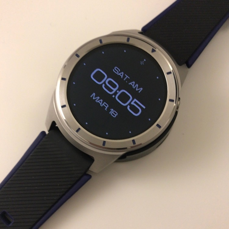 zte quartz une montre connect e lambda sous android wear. Black Bedroom Furniture Sets. Home Design Ideas