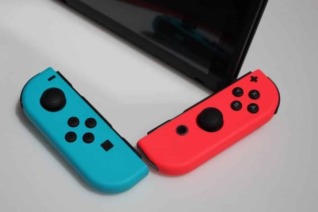 Les Joy-Cons de la Nintendo Switch