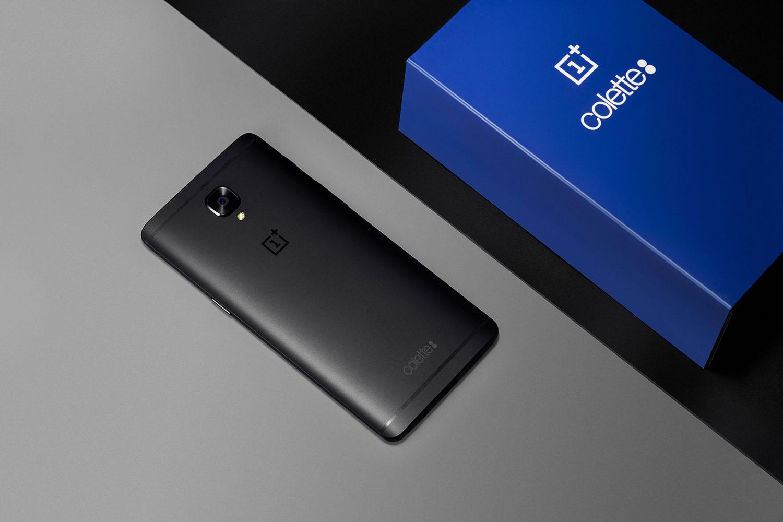 Une collaboration marque les 20 ans de la boutique — OnePlus et Colette