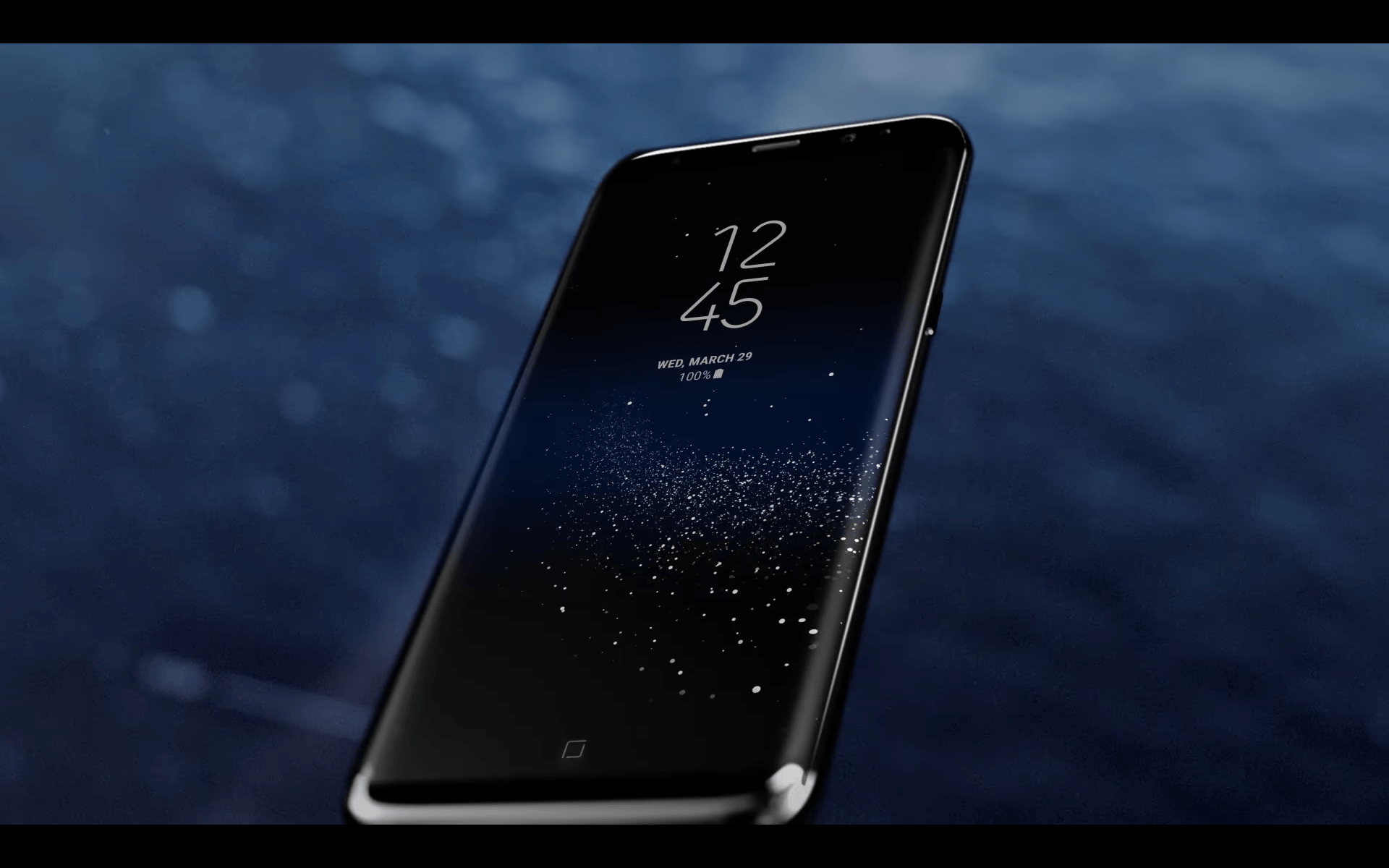 samsung galaxy s8 plus certains prototypes avaient un. Black Bedroom Furniture Sets. Home Design Ideas