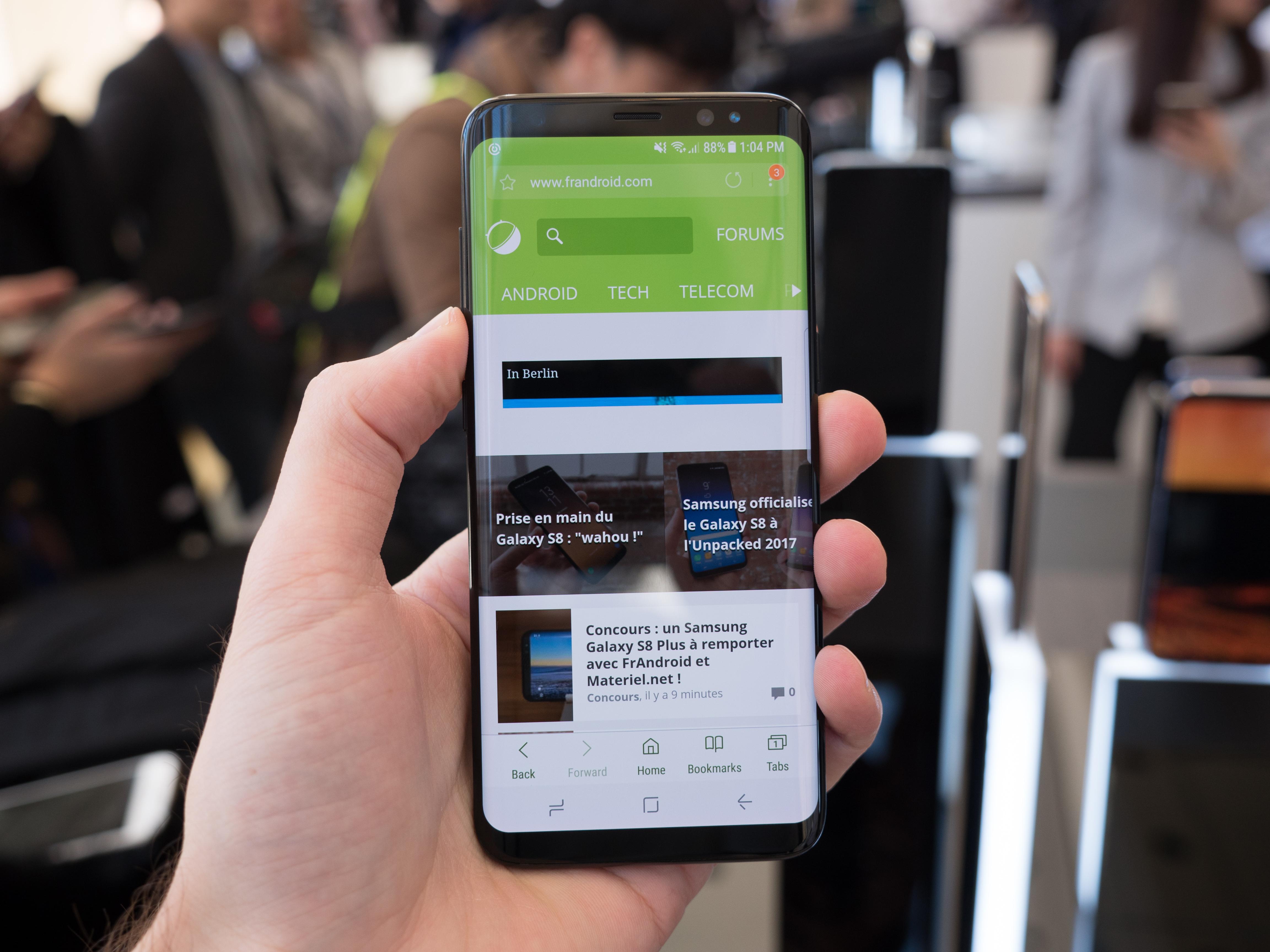 Comparatif Htc U11 Vs Samsung Galaxy S8 Vs Huawei P10 Vs Lg G6 Vs