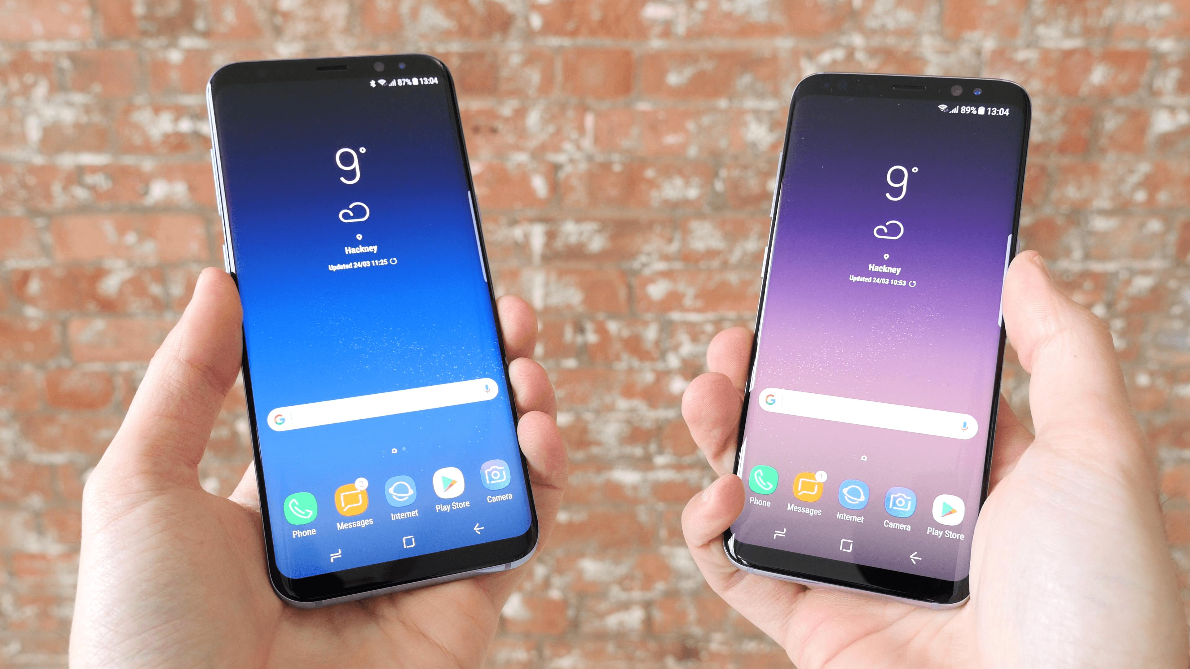 Samsung a annoncé deux variantes de son flagship de l année 2017. Exit les  « edge », puisque les nouveaux modèles le sont tous, place au « plus ». 9d1f90815943