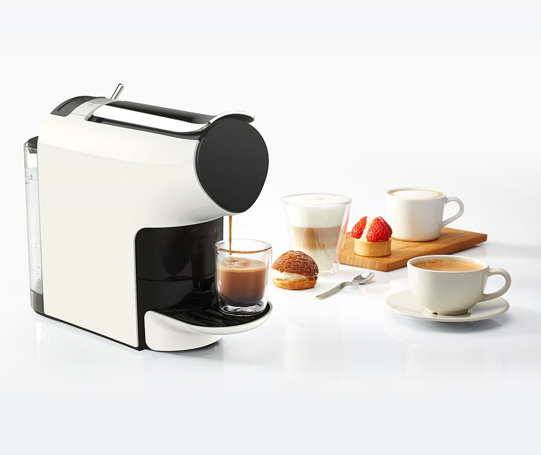 la machine caf symbole des grandes ambitions de xiaomi frandroid. Black Bedroom Furniture Sets. Home Design Ideas