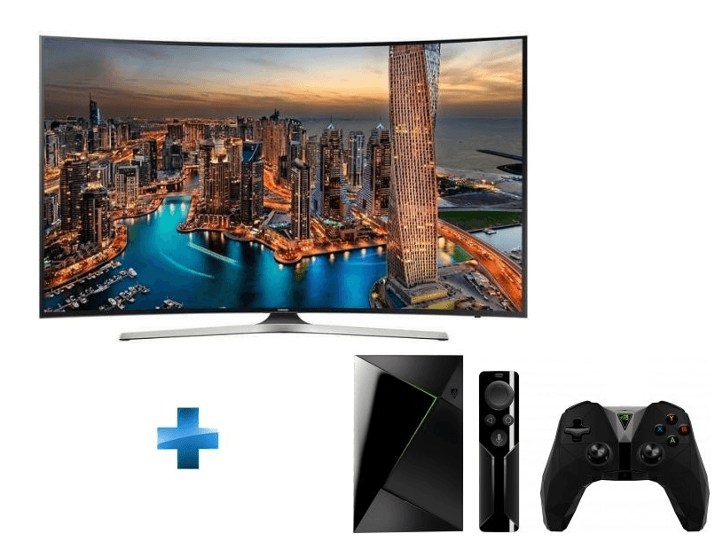 bon plan tv samsung 4k hdr incurv e 55 pouces nvidia shield tv 899 euros au lieu de 1229. Black Bedroom Furniture Sets. Home Design Ideas