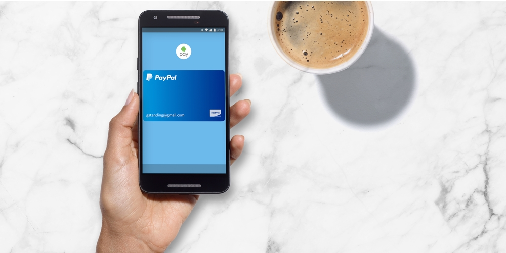 4cff74b5639edc Google annonce un nouveau partenariat de poids pour son service de paiement  Android Pay. Après avoir signé avec plus de 600 banques, la firme de  Mountain ...