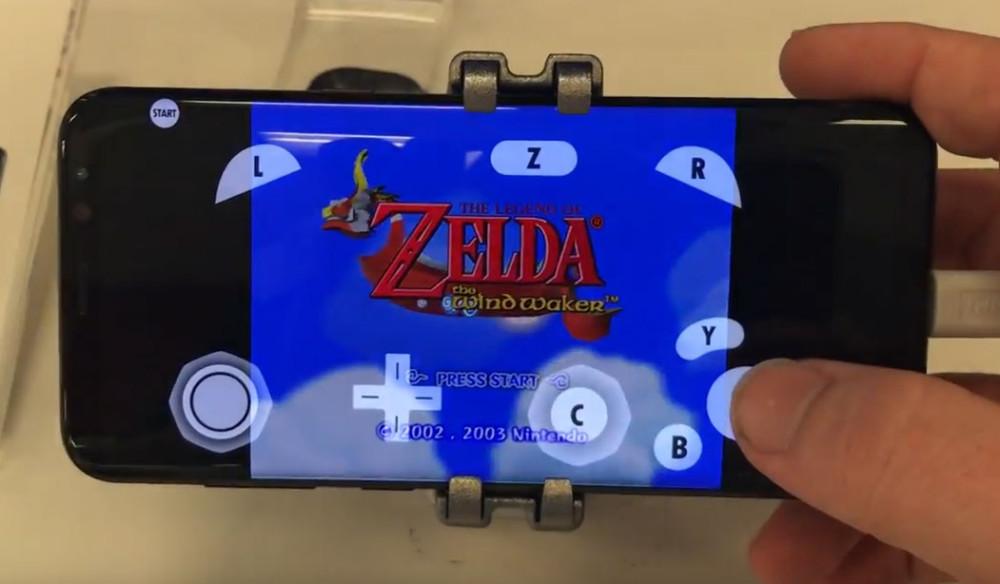 Dolphin la nouvelle g n ration de smartphones pr te faire tourner des jeux gamecube frandroid - Emulateur console android ...