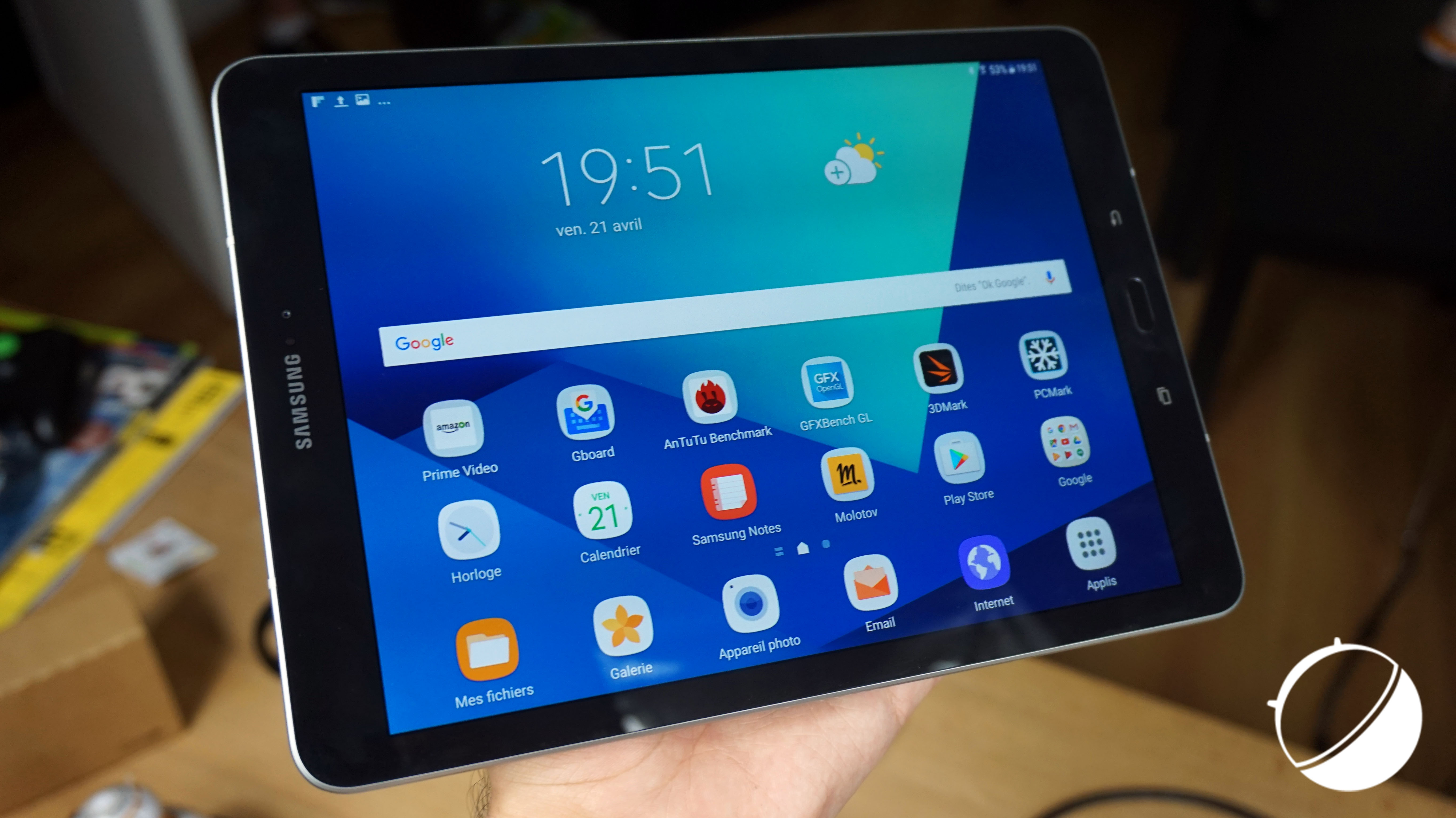 test samsung galaxy tab s3   notre avis complet - tablettes tactiles