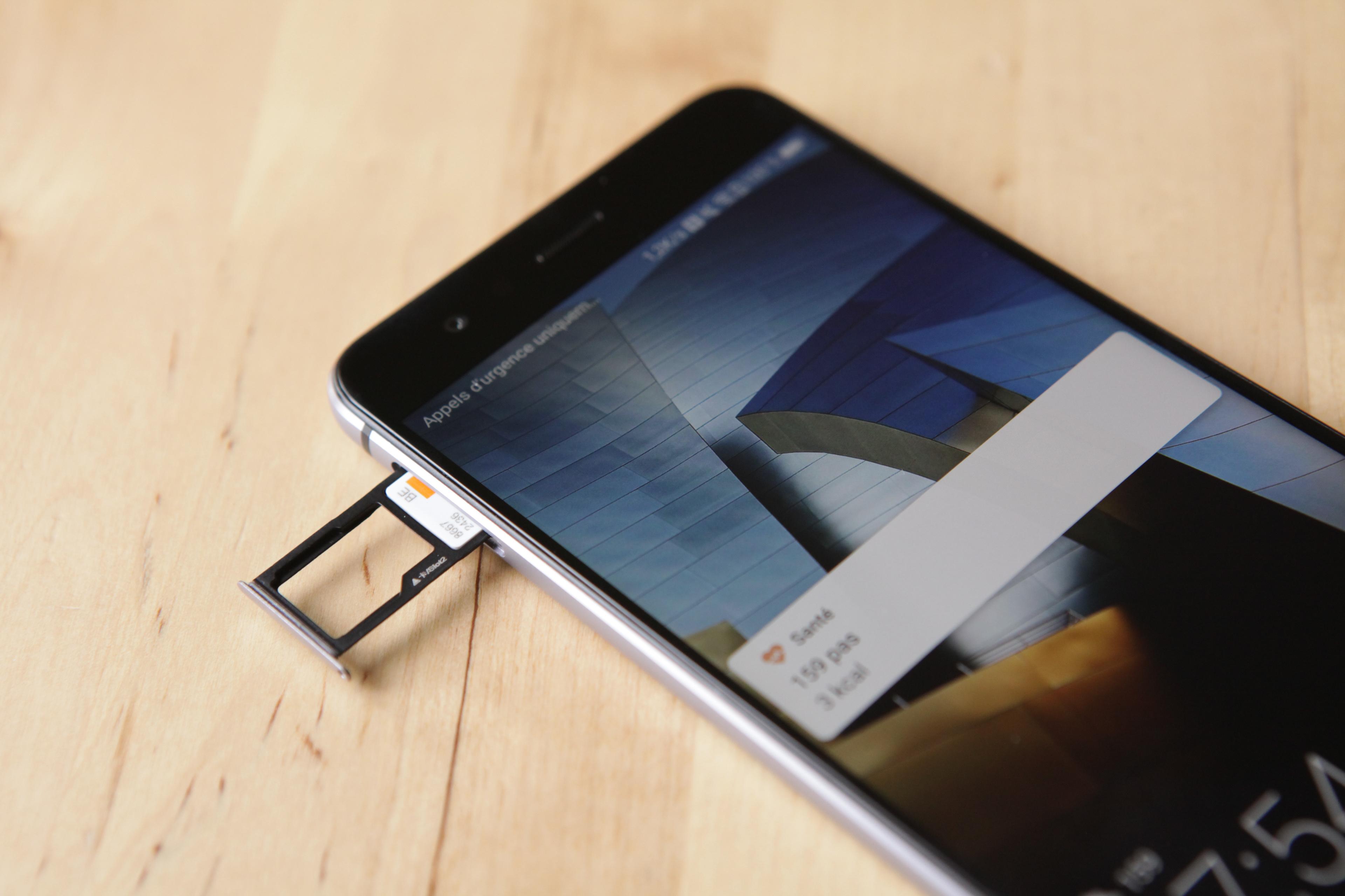 comment mettre carte sim dans huawei p8 lite Test Huawei P10 Lite : notre avis complet   Smartphones   Frandroid