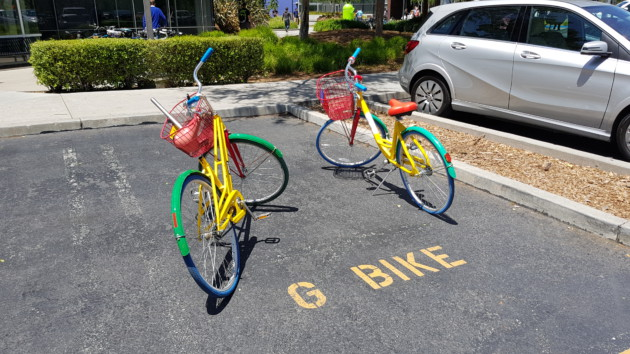 Vélo Google