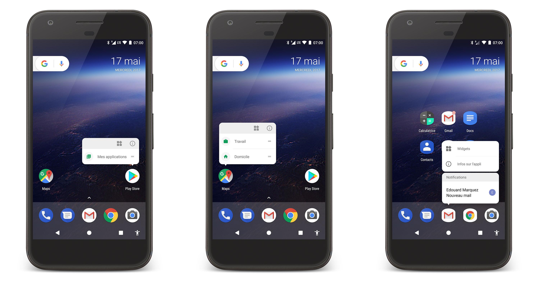 Lanceur D Application Iphone
