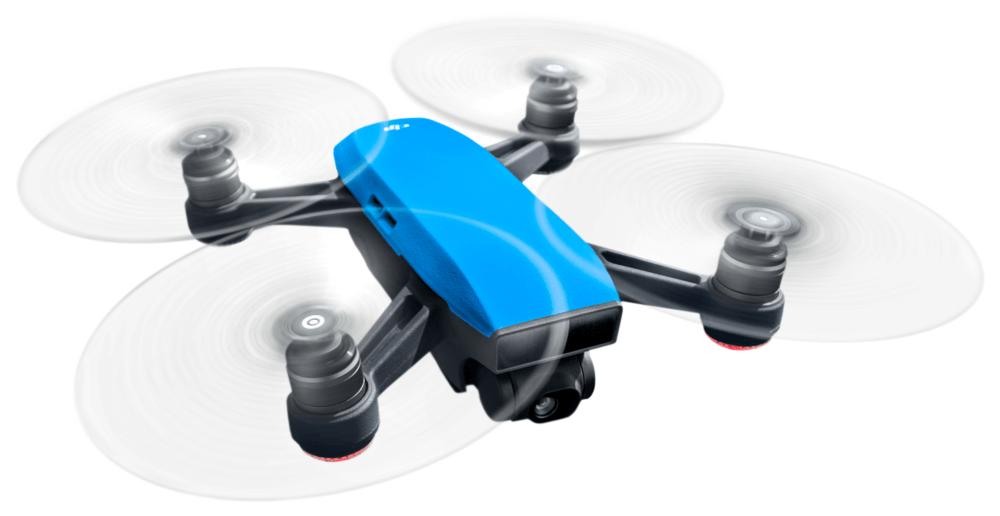 DJI Spark : un mini drone vraiment grand public