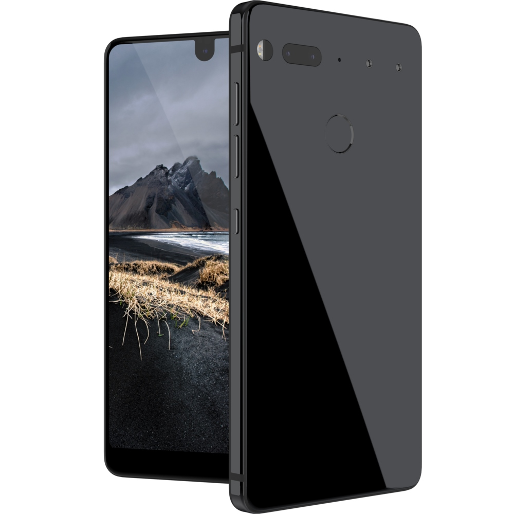 how to connect essential phone to computer