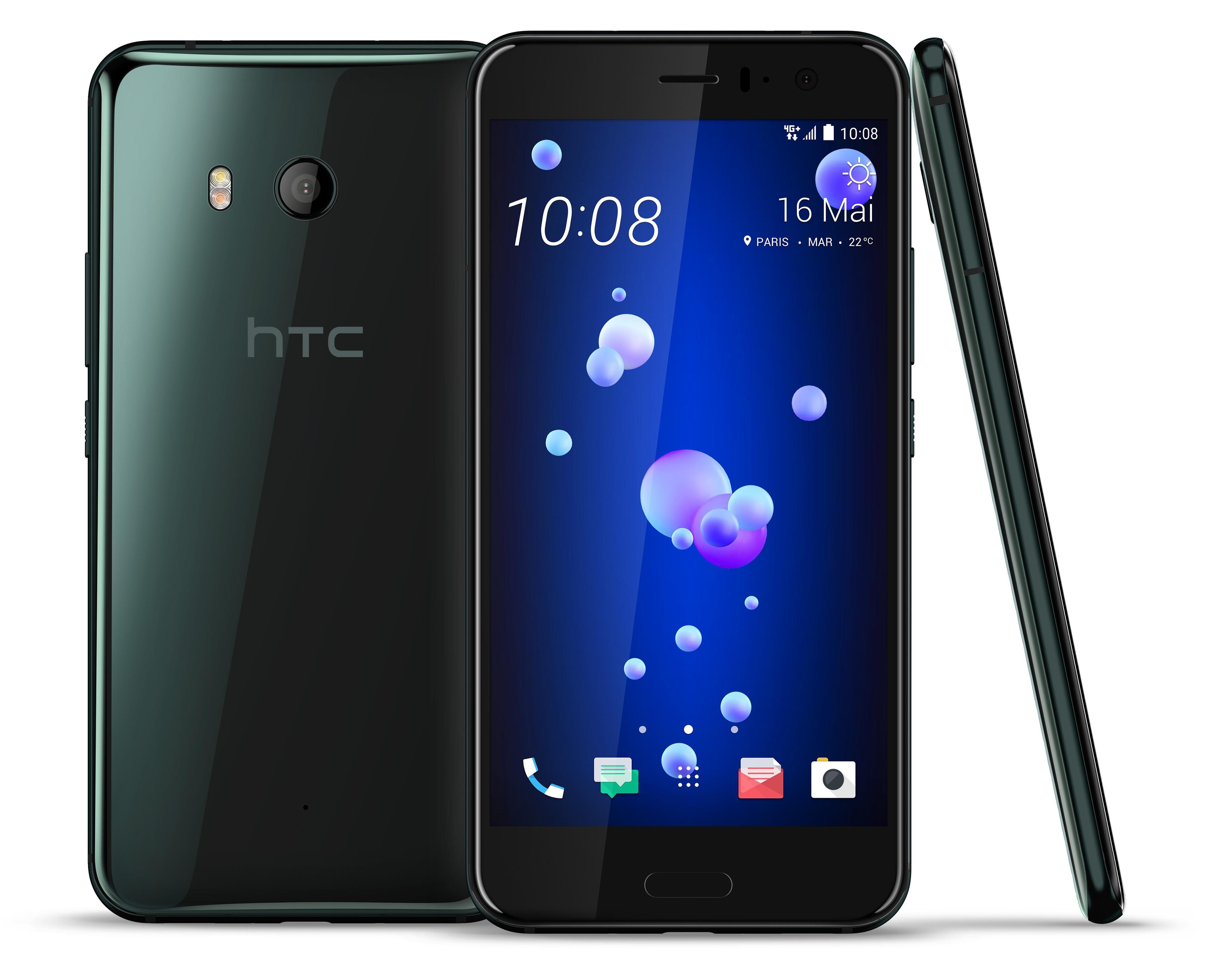 Après plusieurs mois de rumeurs, le HTC U11 a été présenté par la marque.  Il s agit de son flagship pour le premier semestre 2017 et il propose des  bords ... b9a4b7bba540