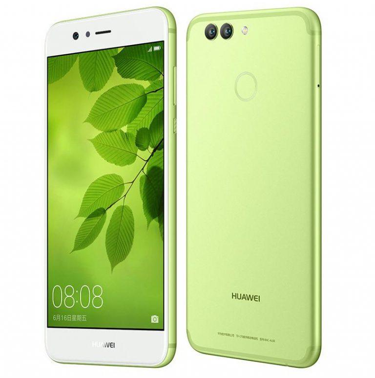 Huawei Nova 2 et Nova 2 Plus officialisés : caractéristiques, disponibilité et prix