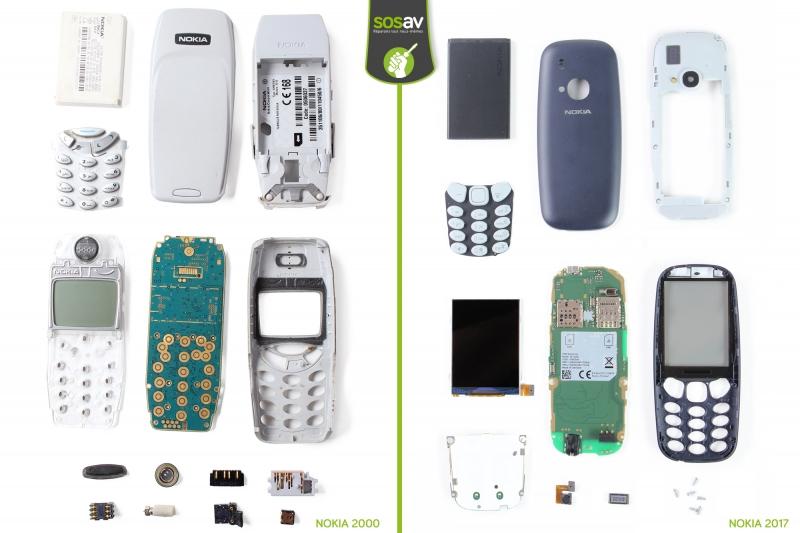 Crash test : le nouveau Nokia 3310 est-il aussi incassable que l'original ? - FrAndroid