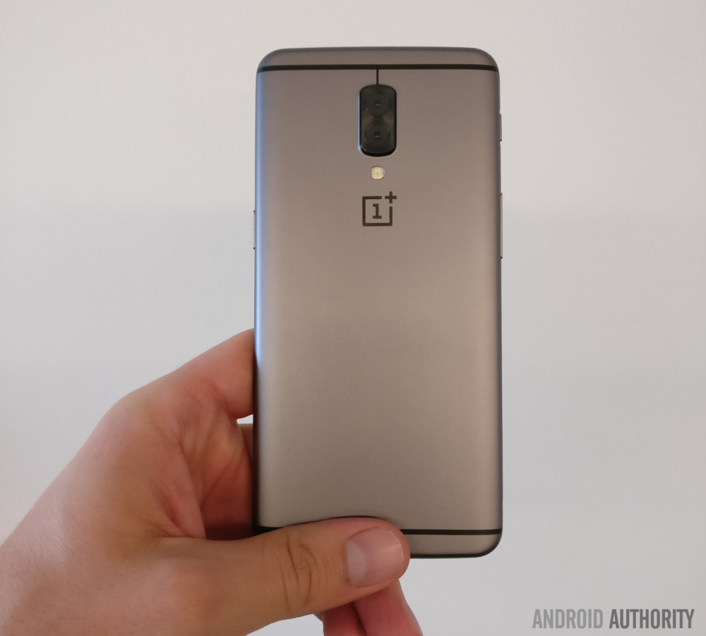 OnePlus 5 / Source : AndroidAuthority