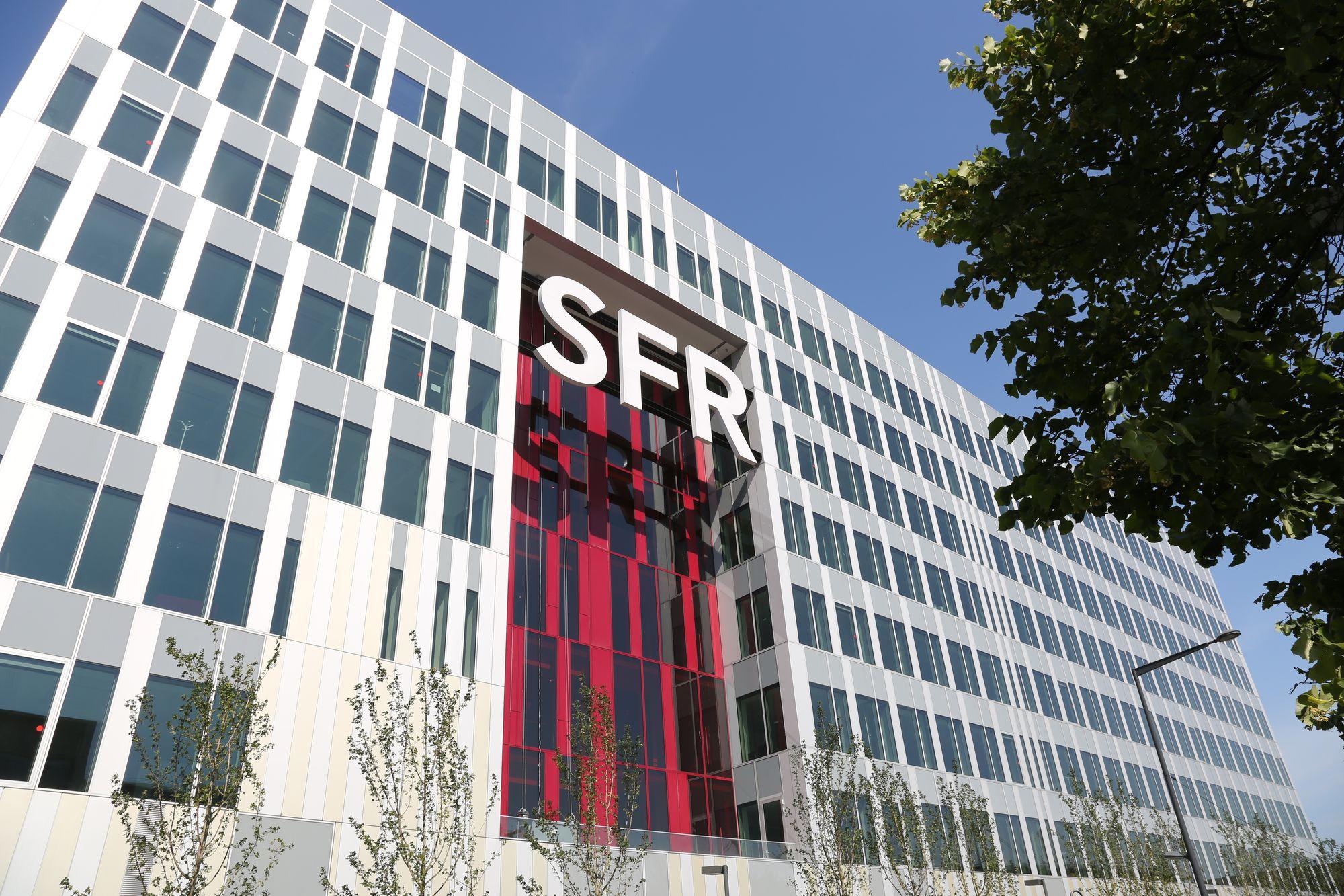 Siège de SFR (Altice)