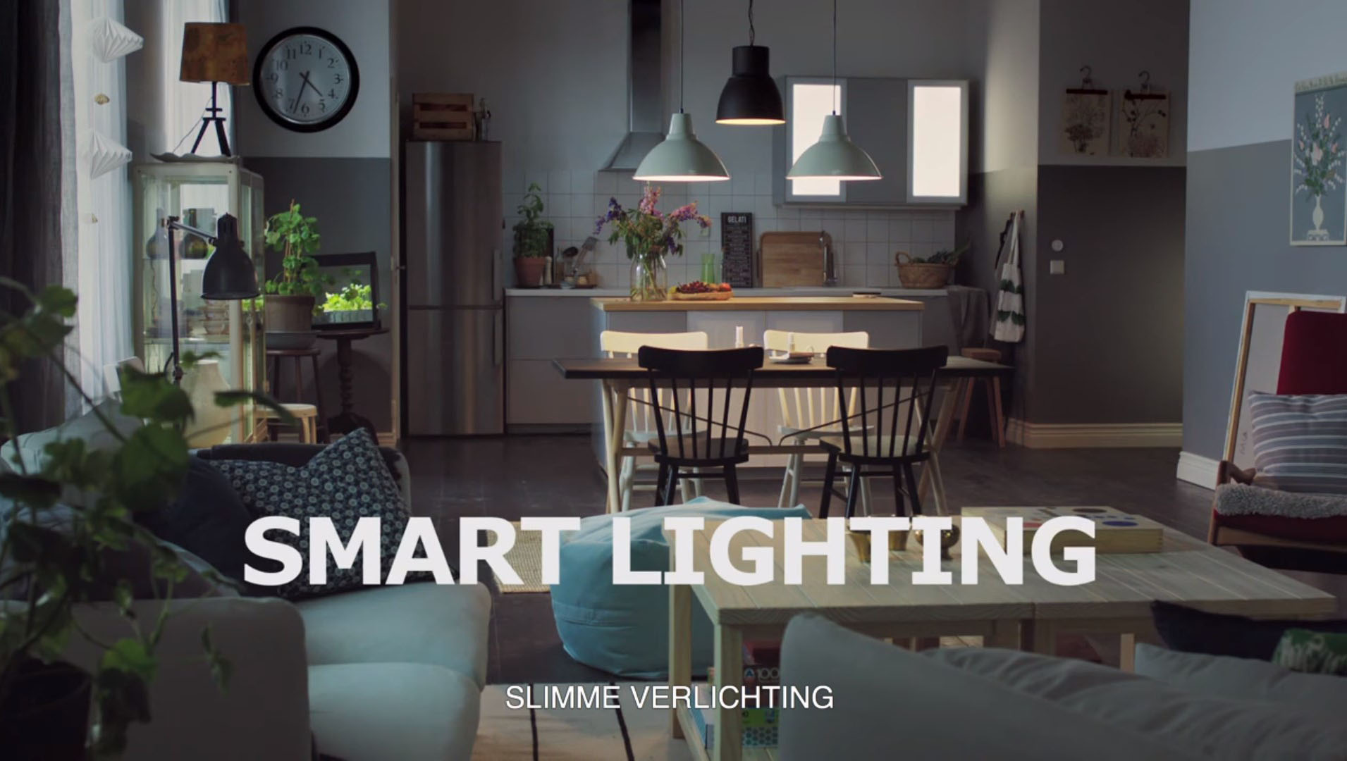 ikea rajoute le contr le vocal ses lampes connect es frandroid. Black Bedroom Furniture Sets. Home Design Ideas