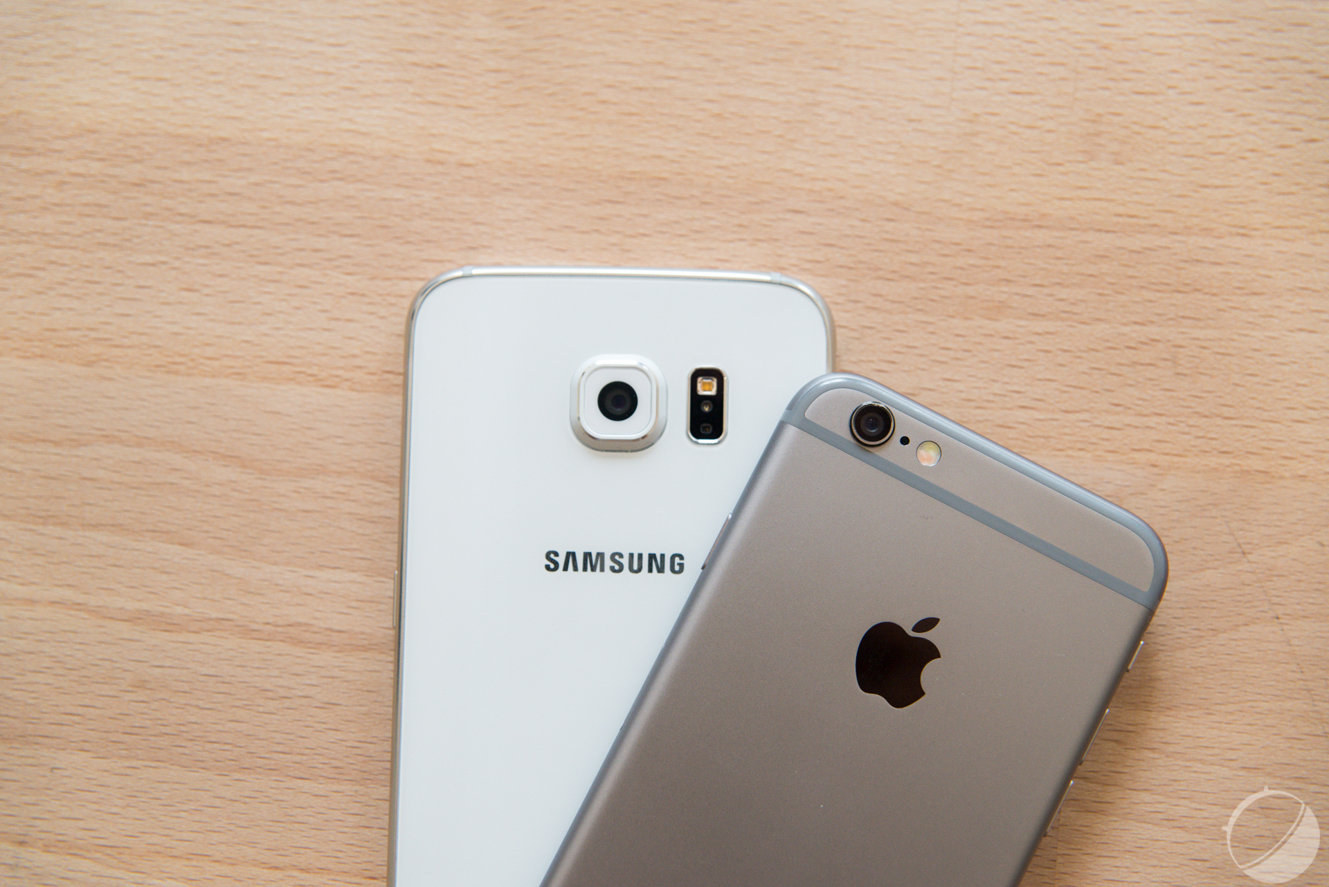 iphone 6 apple samsung galaxy s6 vs iphone 6 le 224 frandroid 11285