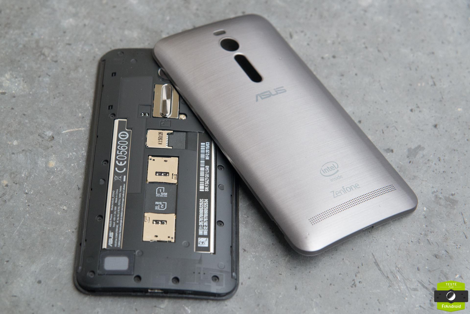 Test Asus Zenfone 2 ZE551ML Notre Avis Complet