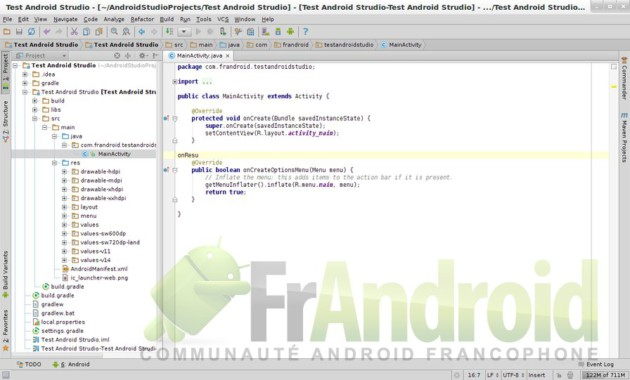Android Studio face à Eclipse : le comparatif - FrAndroid