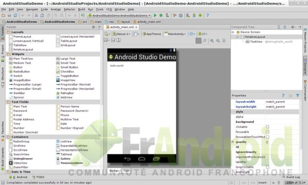 Android Studio face à Eclipse : le comparatif - FrAndroid