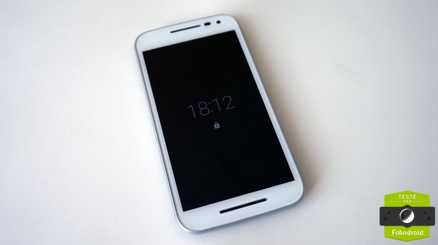 Test Motorola Moto G (3e gen.) : notre avis complet ...