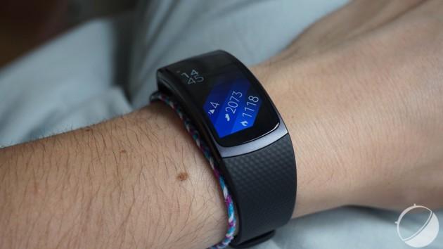 Gear Fit Avis 2Notre Complet Montres Samsung Test zSpUVqM