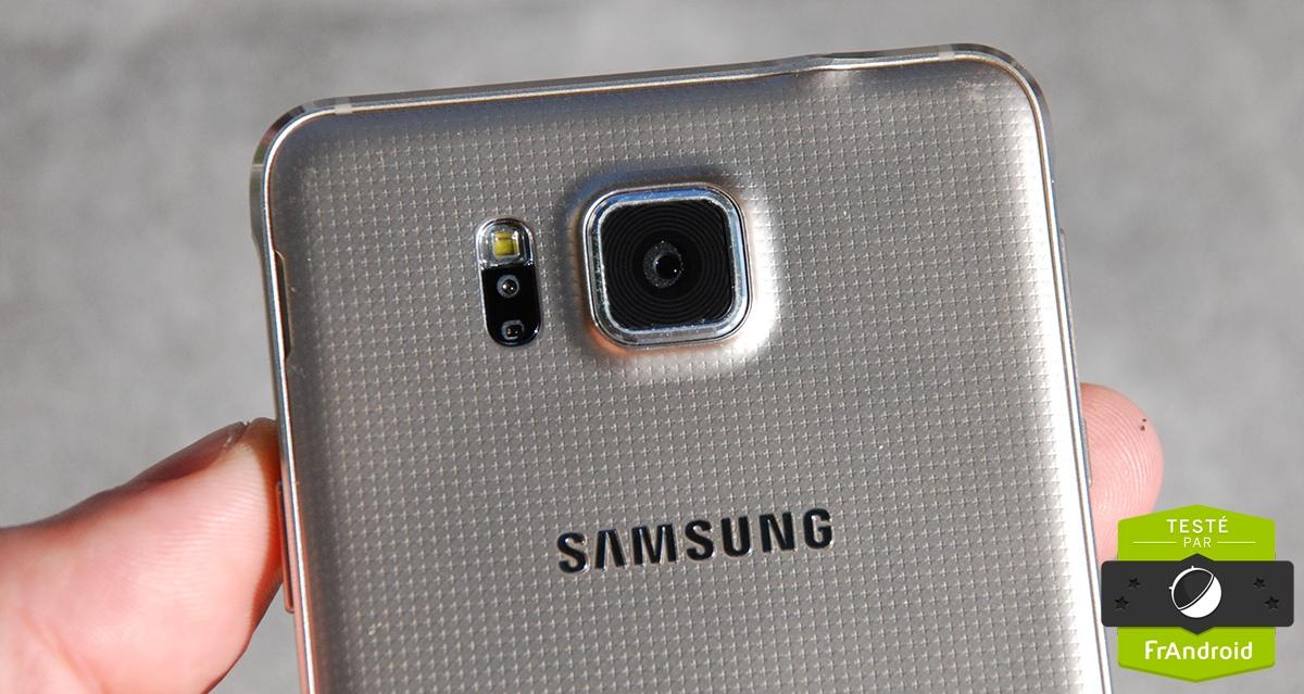 1d5bd4af647b34 Test Samsung Galaxy Alpha   notre avis complet - Smartphones - FrAndroid