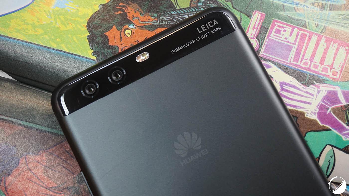 Huawei D 233 Pose La Marque P20 Pour Un Nouveau Flagship