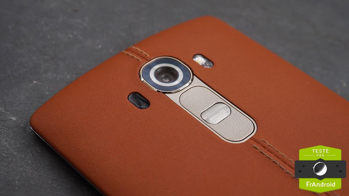 7da1c43bce6f23 Test LG G4   notre avis complet - Smartphones - FrAndroid