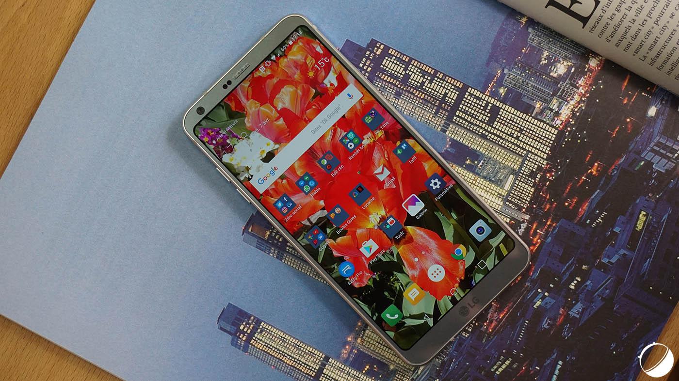Le LG G6