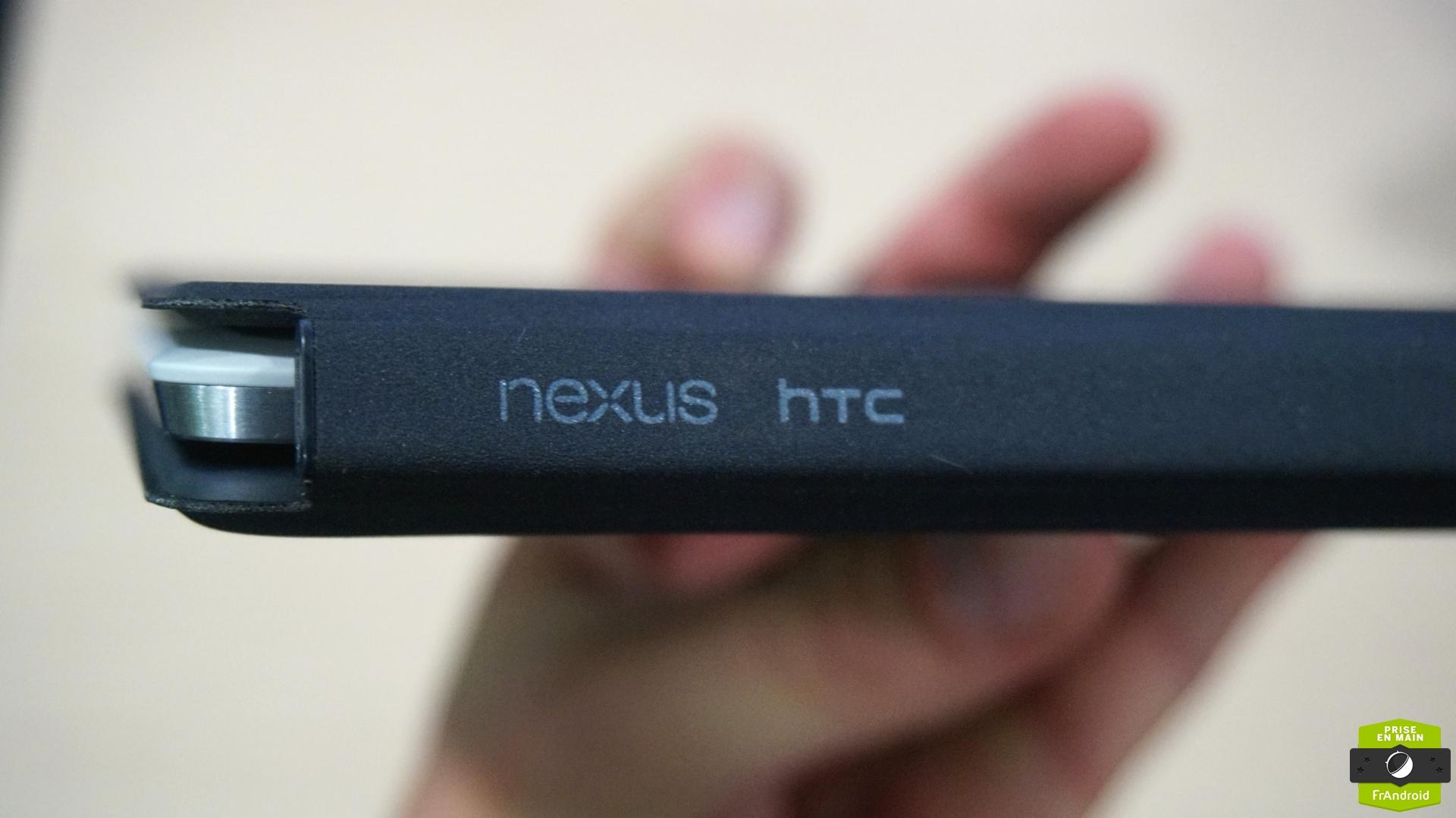 Prise en main de la Nexus 9 sous Android Lollipop, avec son Tegra K1 64 bits