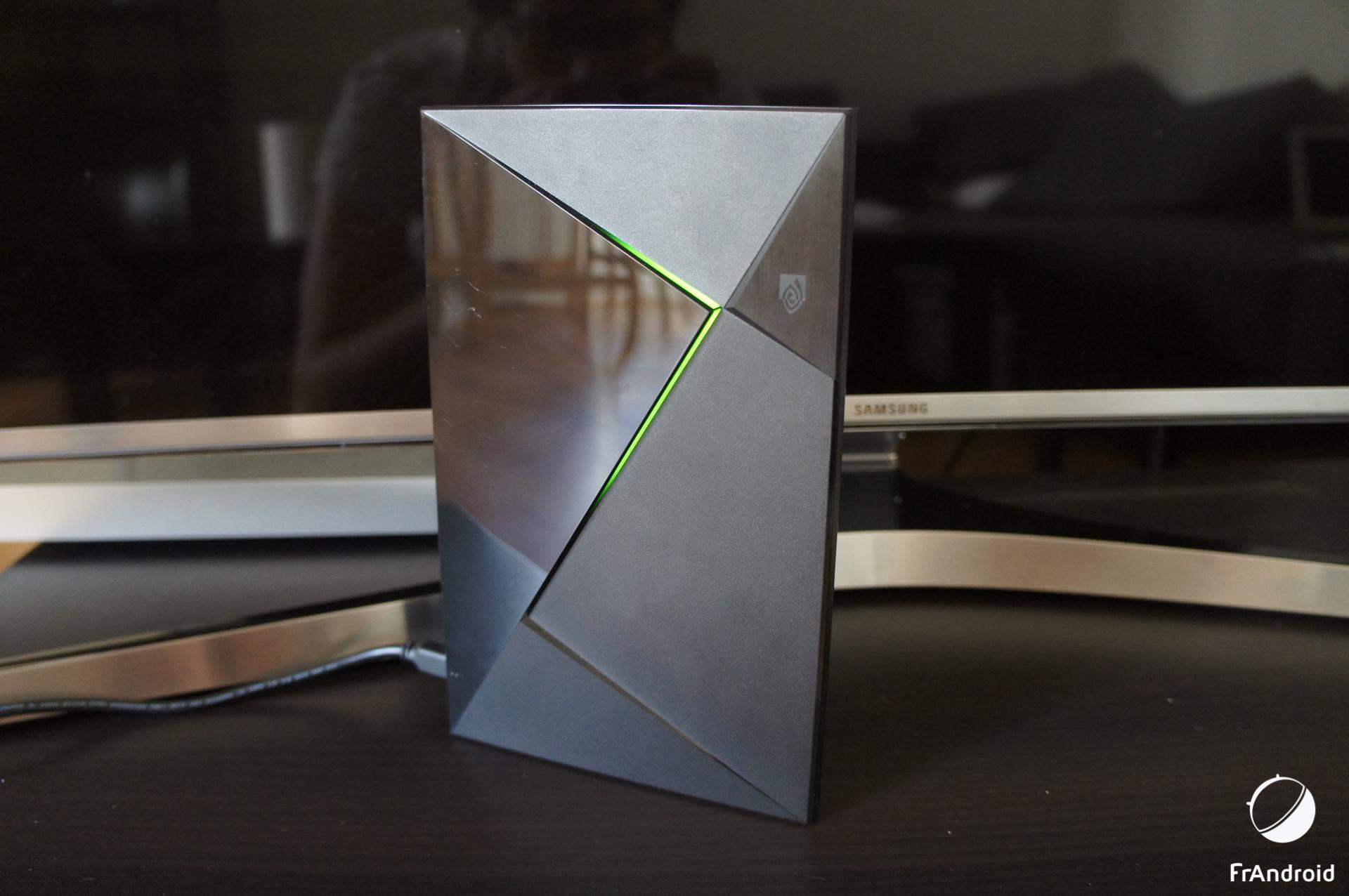 nvidia shield mise a jour